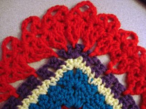 http://hodgepodgecrochet.wordpress.com/ Baby's Best Bumpy Blanket. A FREE pattern!