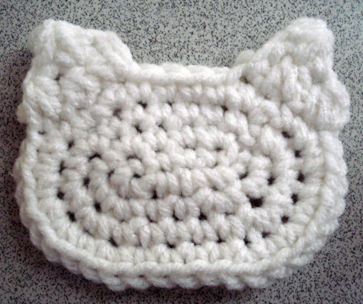 Hello Kitty Applique | HodgePodge Crochet