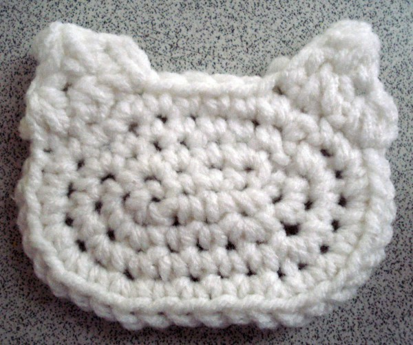 Free Pattern Crochet Hello Kitty : Hello Kitty Applique HodgePodge Crochet