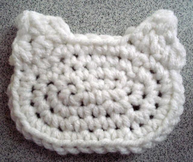 Hello Kitty Applique Hodgepodge Crochet