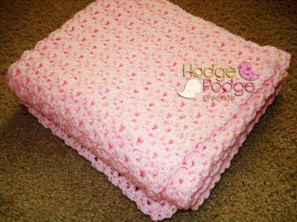 http://hodgepodgecrochet.wordpress.com/: Baby's Best Bumpy Blanket