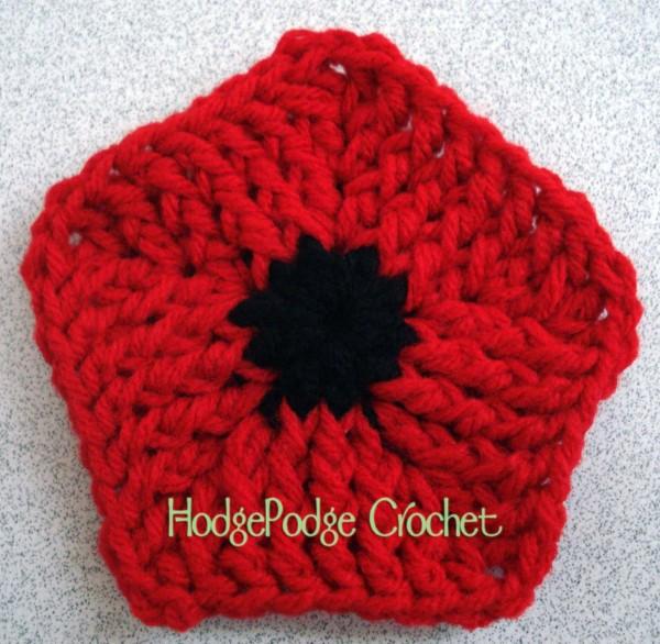 Ladybug Photo Prop Hodgepodge Crochet