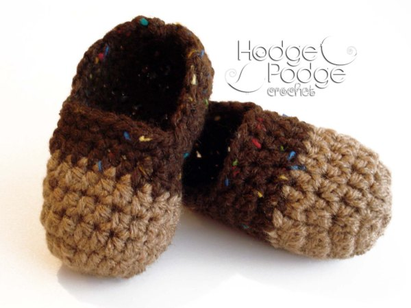 https://hodgepodgecrochet.wordpress.com: Cheeky Monkey Booties--Free Pattern
