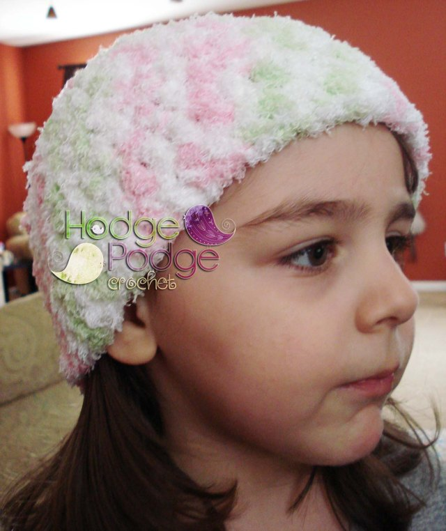 http://hodgepodgecrochet.wordpress.com: Pipsqueak Hat Pattern