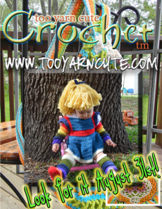 http://hodgepodgecrochet.wordpress.com/ Too Yarn Cute eMag