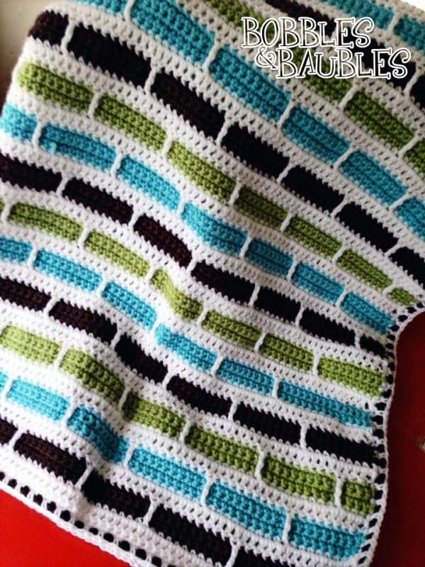 https://hodgepodgecrochet.wordpress.com/  Crochet Stripes by Bernat