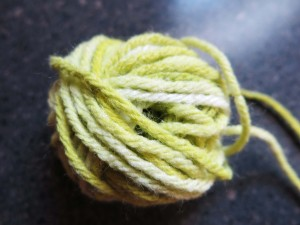 http://hodgepodgecrochet.wordpress.com/ How to 'DYE' Acrylic Yarn