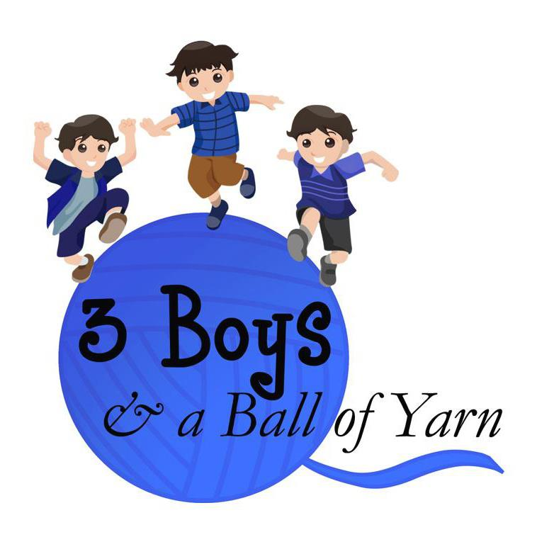 3 Boys & A Ball of Yarn: TGIF!