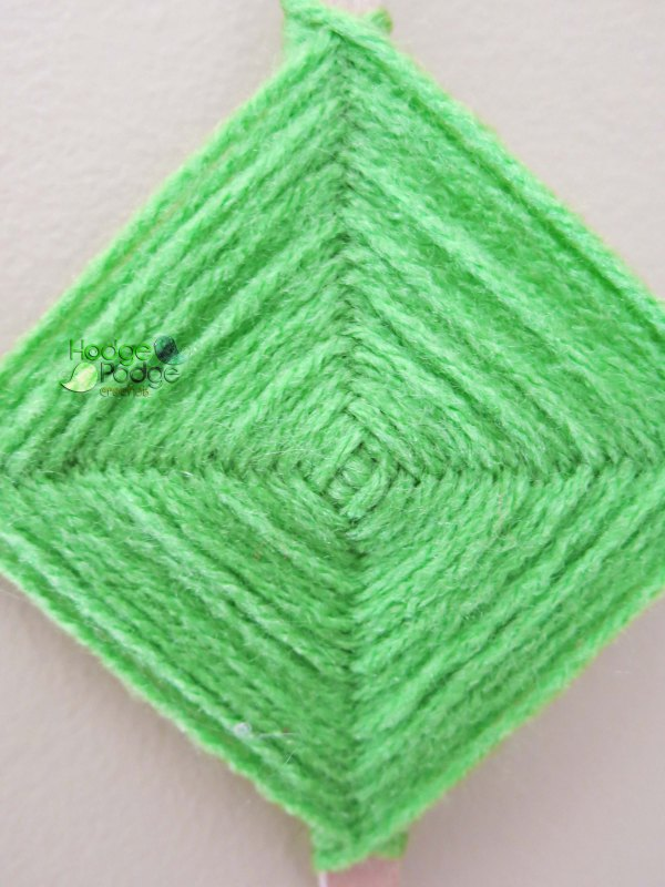 https://hodgepodgecrochet.wordpress.com HodgePodge Crafts: Ojo de Dios