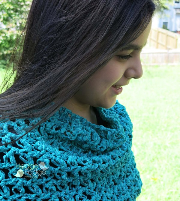 hodgepodgecrochet.wordpress.com SOLOMON ON THE LEVEL Infinity Cowl
