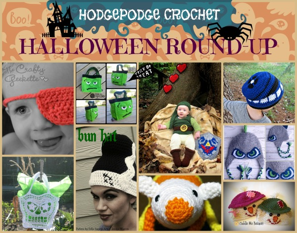 https://hodgepodgecrochet.wordpress.com Halloween Round Up
