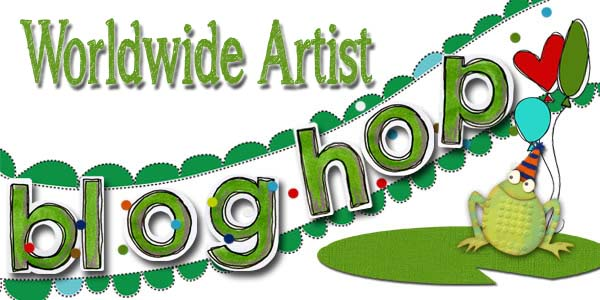 Worldwide Artist Blog Hop!