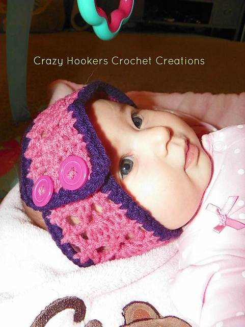 https://hodgepodgecrochet.wordpress.com :: Valentine Roundup :: Crazy Hookers Crochet Creations