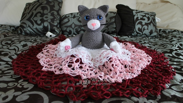 https://hodgepodgecrochet.wordpress.com :: Valentine Roundup :: Silverdragon Crafts & Critters