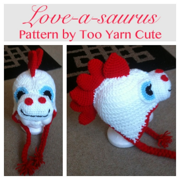 https://hodgepodgecrochet.wordpress.com :: Valentine Roundup :: Too Yarn Cute