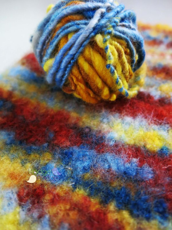 https://hodgepodgecrochet.wordpress.com Felting For The Fearful
