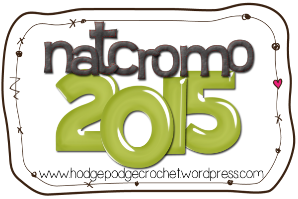 https://hodgepodgecrochet.wordpress.com :: NatCroMo 2015