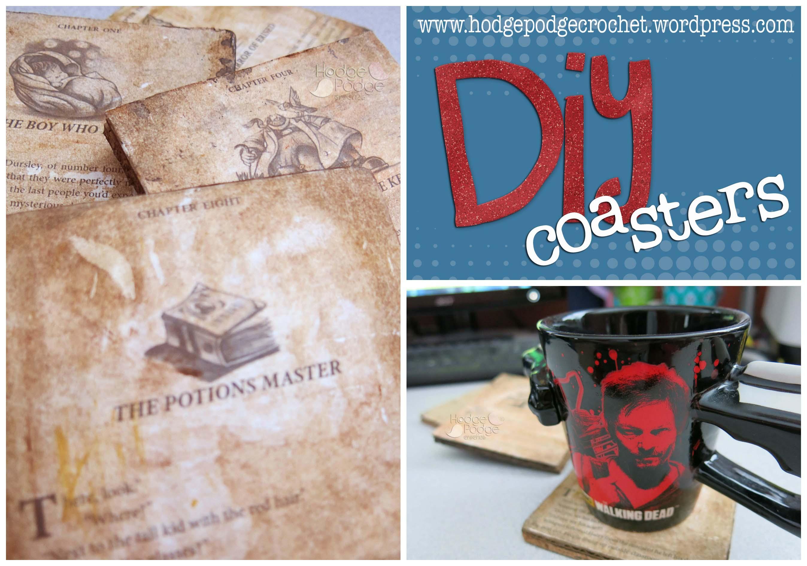 DIY Coasters!