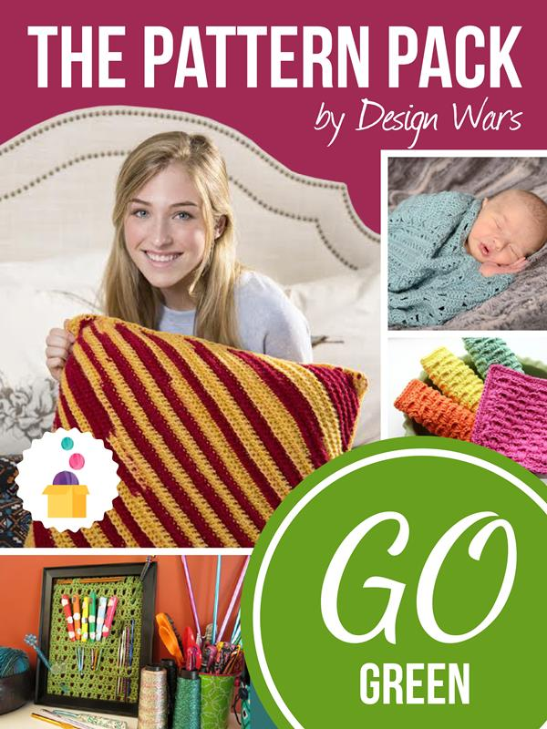 The Pattern Pack: April 2015: GO GREEN!