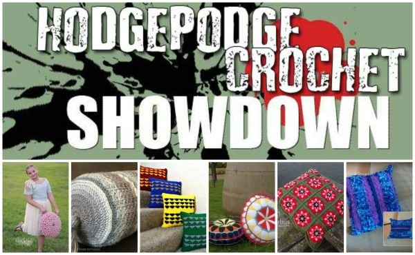 HodgePodge Crochet Pillow Showdown WINNER!